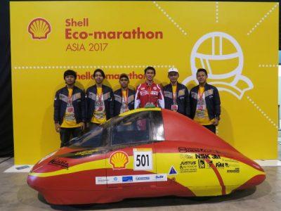 Mobil Tim Sadewa Karya Mahasiswa UI ini Raih Juara Pertama se-Asia