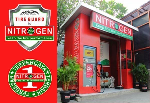 Ketahui Alasan Memilih Nitrogen untuk Isi Angin Ban Kendaraan