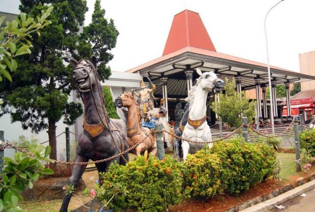 Nikmatnya Wisata Sambil Belajar di Museum Ronggowarsito Semarang