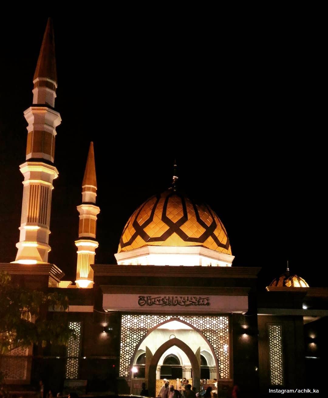 Masjid miniatur masjid nabawi