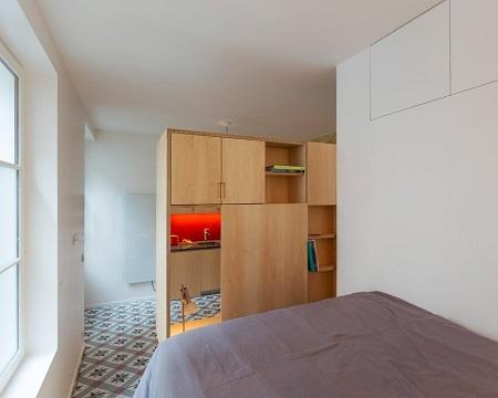 Apartemen Studio Li Anne Roland