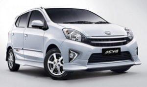 Toyota Agya Terbaru