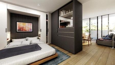 Apartemen Comvertable
