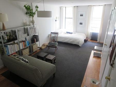 Type apartemen dan dekorasi