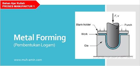 Materi kuliah proses produksi _ Metal Forming