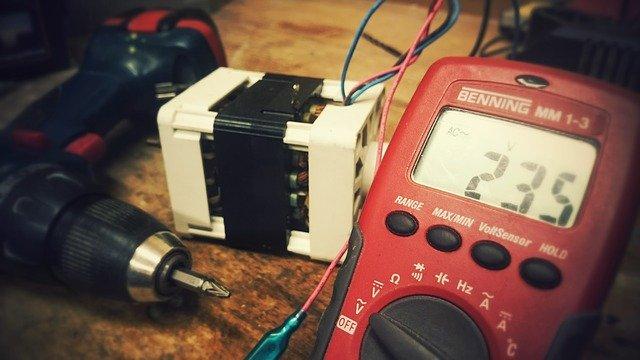 Arus listrik DC Seri