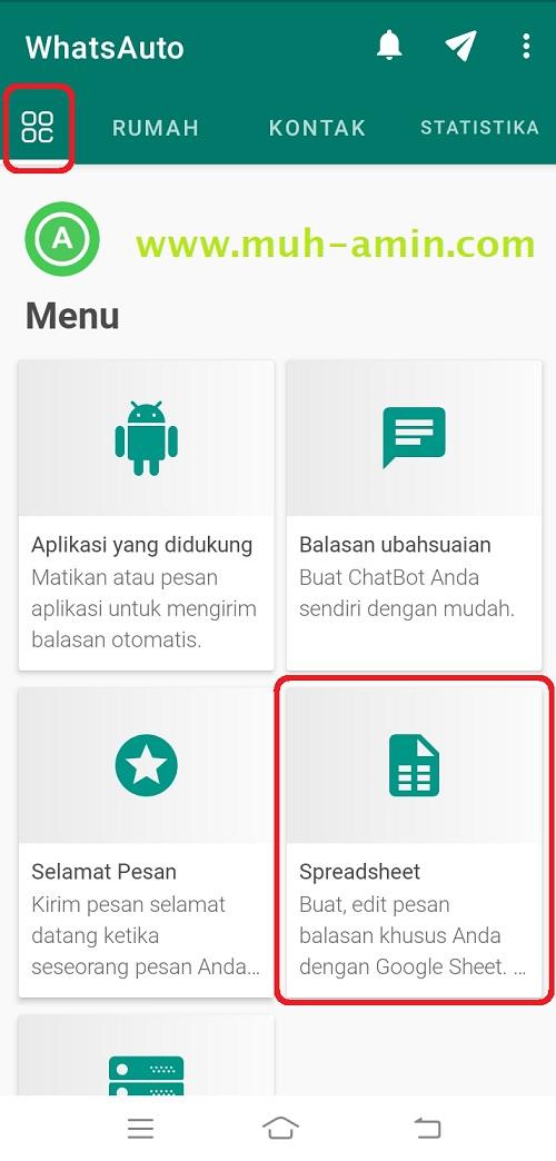Cara hubungkan Excel dengan WhatsApp Auto