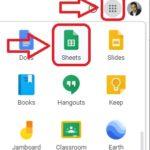 Google Sheet Spreadsheet