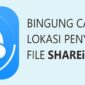 Lokasi simpan file